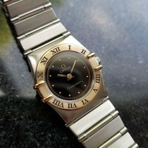 Omega Constellation Ladies 1989 gebraucht
