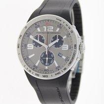 Porsche Design Stahl 42mm Chronograph P6320 gebraucht