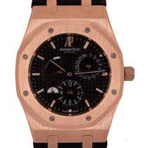 Audemars Piguet Royal Oak Dual Time 26120OR.OO.D002CR.01 Very good Rose gold 39mm Automatic United Kingdom, London