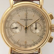 Vacheron Constantin Historiques Gelbgold Silber Arabisch
