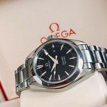 Omega Seamaster Aqua Terra Acero 28mm