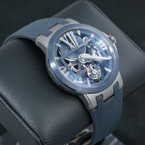 Ulysse Nardin Executive Skeleton Tourbillon 43mm Россия, Moscow