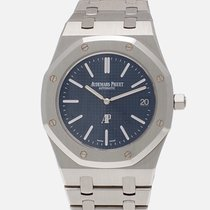 Audemars Piguet Royal Oak Jumbo Ατσάλι 39mm Γκρι