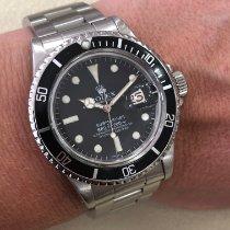 Rolex Submariner Date Acier 40mm Noir Sans chiffres France, Beausoleil