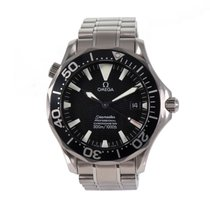 Omega Steel 41mm Automatic Seamaster pre-owned