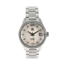 TAG Heuer Steel 29mm Automatic Carrera Lady pre-owned