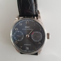 IWC Portuguese Automatic Or blanc 42mm Gris Arabes