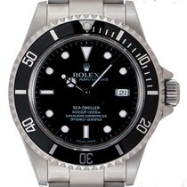 Rolex 16600 Steel 2005 Sea-Dweller 4000 40mm pre-owned