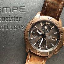 Wempe Bronze 45mm Automatik WM690007-24236 neu Deutschland, Düsseldorf