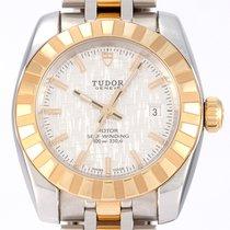 Tudor Classic Gold/Steel 28mm Silver