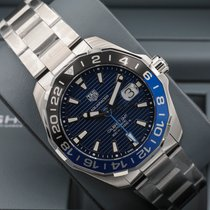 TAG Heuer Aquaracer 300M Acciaio 43mm Blu Senza numeri Italia, Bologna
