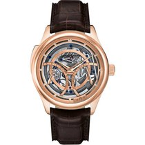 Jaeger-LeCoultre Master Grande Tradition Or rose 43mm