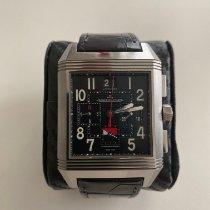 Jaeger-LeCoultre Reverso Squadra World Chronograph Titan 42,5mm Negru Arabic