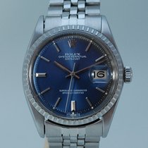 Rolex 1603 Steel 1970 Datejust 36mm pre-owned United Kingdom, Melton Mowbray
