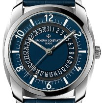 Vacheron Constantin Quai de l'Ile Steel 41mm Blue United States of America, Florida, Aventura