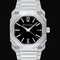Bulgari Steel 38mm Automatic 102104 new United States of America, California, Burlingame