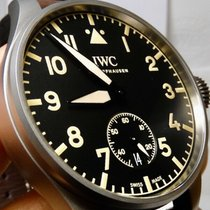 IWC Big Pilot Titanium 48mm Black United States of America, North Carolina, Winston Salem