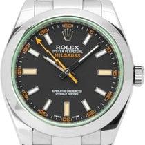 Rolex Milgauss 116400GV 2011 gebraucht