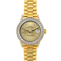 Rolex Lady-Datejust Yellow gold 26mm