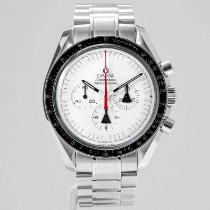 Omega Speedmaster Professional Moonwatch Steel 42mm White No numerals United States of America, Massachusetts, Boston