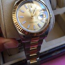 Rolex Datejust II Or jaune 41mm France, Paris