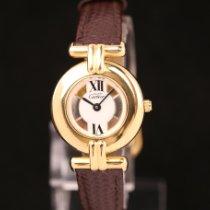 Cartier Tank Vermeil 590002 gebraucht