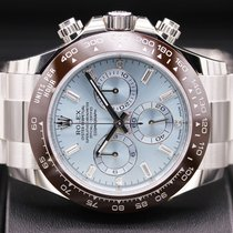 Rolex Daytona Platinum 40mm Blue No numerals United States of America, New York, New York