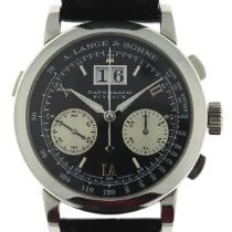 A. Lange & Söhne Platinum 39mm Manual winding 403.035 pre-owned United States of America, Georgia, Johns Creek