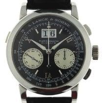 A. Lange & Söhne Datograph 403.035 Очень хорошее Платина 39mm Механические