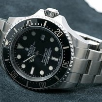 Rolex Sea-Dweller Deepsea nuevo 2019 Automático Reloj con estuche y documentos originales 116660