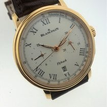 Blancpain Villeret Rose gold 43.6mm White Roman numerals United States of America, California, Beverly Hills