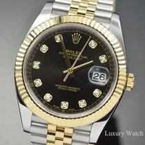 Rolex 126333 Gold/Steel 2016 Datejust 41mm pre-owned United States of America, Arizona, Scottsdale