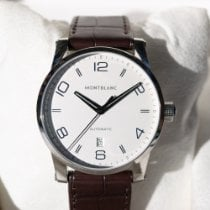 Montblanc Timewalker Steel 42mm Silver Arabic numerals United States of America, California, Fair Oaks