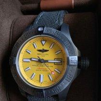 Breitling Avenger II Seawolf Steel Yellow