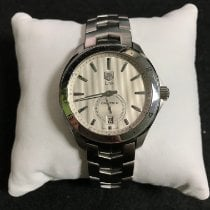 TAG Heuer Link Calibre 6 Steel 40mm Silver No numerals United States of America, Illinois, Willowbrook