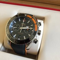 Omega 215.32.46.51.01.001 Acier 2016 Seamaster Planet Ocean Chronograph 45.5mm occasion France, AUBERVILLIERS