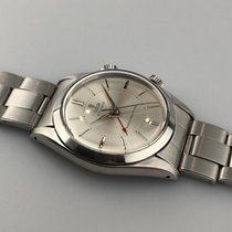 Tudor Heritage Advisor Steel 34mm Silver No numerals United States of America, New Jersey, Jersey City