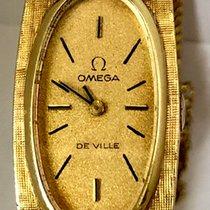Omega Oro amarillo Automático usados De Ville