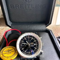 Breitling Navitimer World Steel 46mm Black No numerals United States of America, Ohio, CINCINNATI
