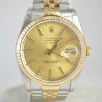 Rolex Datejust 16233 Very good Gold/Steel 36mm Automatic United Kingdom, St Albans Hertfordshire