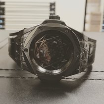 Hublot Big Bang Sang Bleu Ceramic 45mm Black