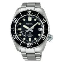 Seiko Marinemaster Titane 44.8mm Noir