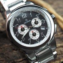 Grovana Acero 42mm Cuarzo Grovana – Chronograph – Swiss Made - 2094.9137 nuevo