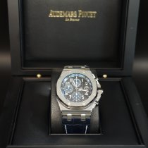 Audemars Piguet Royal Oak Offshore Chronograph Stål 42mm Svart Arabisk