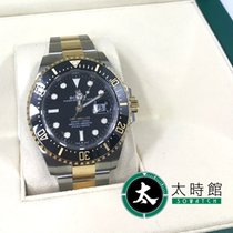 勞力士 Sea-Dweller 126603 全新 黃金 43mm 自動發條 香港, Hong Kong
