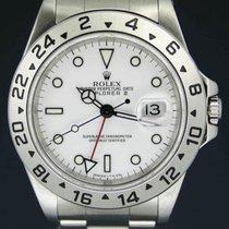 Rolex Explorer II 16570 brukt