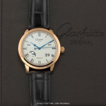Glashütte Original Senator Perpetual Calendar Rose gold 42mm Silver United States of America, New York, Airmont