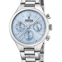 Festina Women's watch 36mm Quartz new Watch with original box and original papers