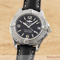 Breitling Colt Oceane Zeljezo 34mm Crn
