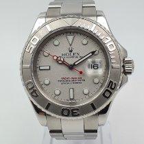 Rolex 16622 Stahl 2004 Yacht-Master 40 40mm gebraucht Österreich, Linz